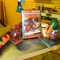 The Art of Bandsaw Puzzles Vol. 1